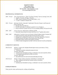 Sample Resume For Nursing Lecturer Job Refrence Tutor Joselinohouse