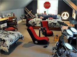 Teenagers Have Lots Of Hobbies To Pursue So Attic Space Is Perfect For Them