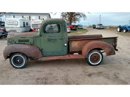 1946 Dodge Truck For Sale 1946 Dodge 12ton Pickup For Sale Classiccarscom Cc1104865 Other Chrysler Chevy Ford Gmc Packard Plymouth Wf 1 12 Ton Dump Truck 236 Flat Head 6 Cylinder Very Power Wagon Sale Near O Fallon Illinois 62269 Cc1126578 Information And Photos Momentcar Restored With Dcm Classics Help Blog Cc995187 2018 Ram 1500 Moritz Jeep Fort Worth Tx 1949 With A Cummins 6bt Diesel Engine Swap Depot Hot Rod