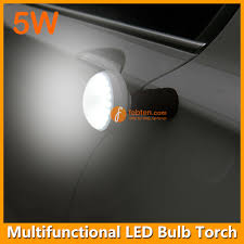 5w led bulb torch l with magnet led emergency light