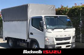 100 Mitsubishi Fuso Truck 20 Tonne Tail Lift High Side Hood 2014