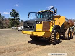 100 Rock Truck 2013 John Deere 410e Articulated Dump