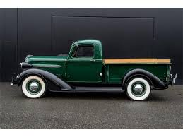 100 1937 Plymouth Truck Pickup For Sale ClassicCarscom CC1187653
