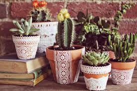 Want To Decorate Your Flower Pots Try These Ideas