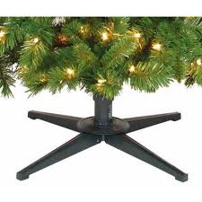 Polytree Christmas Trees Instructions by Artificial Christmas Tree Pre Lit 7 5 U0027 Kennedy Fir Clear Lights