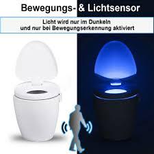 grundig toiletten led nachtlicht farbwechsel bewegungssensor lichtsensor wc le 13200