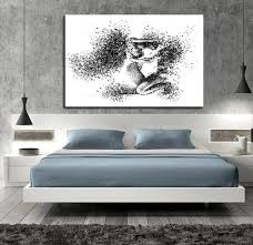 canvas kunst seine ihr schlafzimmer wandkunst abstrakte kunst leinwand druck bleistift skizze erotische master schlafzimmer wand kunst nackte