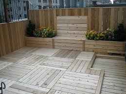 Wow It Is A Perfect And Amazing Idea About The Wooden Pallet Deck In Which Beautiful Shown This Picture