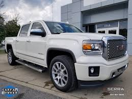 Pre-Owned 2015 GMC Sierra 1500 Denali 4D Crew Cab In Madison ... Used 2015 Gmc Sierra 1500 Sle Southern Palms Mazda Slt Traverse City Mi Area Toyota Dealer Headlights Dim Gm Fights Classaction Lawsuit Review Notes Needs A Few More Features Autoweek Rwd Truck For Sale In Pauls Valley Ok Mesh Replacement Grille For 42015 Pickup 70188 Sierra Crew 4x4 In Cayuga Ontario Creates Carbon Edition Of Pickup Certified Preowned Slt4wd Nampa D481403a Canyon First Drive Review Car And Driver At Roman Chariot Auto Sales Serving