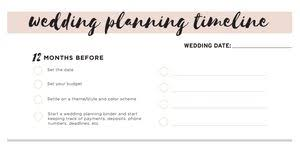 Free Wedding Checklist And More At Botanical Paperworks