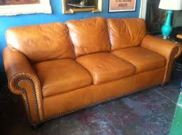 Stickley Furniture Leather Recliner by Sold Leather Sofas Furniture Companies And Contemporary Style