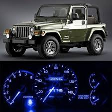 Jeep Wrangler TJ Interior Lighting Kits LEDs Bright Low Prices