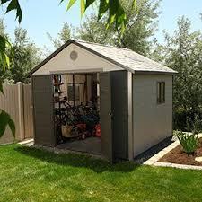 Backyard storage sheds & Lifetime Storage Sheds