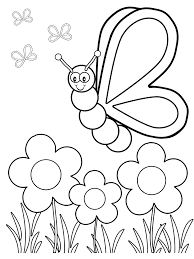 Top 50 Free Printable Butterfly Coloring Pages Online
