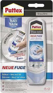 pattex perfektes bad neue fuge silikon dichtmasse für neue