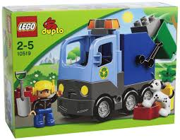 100 First Gear Garbage Trucks Amazoncom Lego Duplo 10519 Truck Toys Games