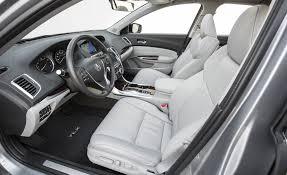 2015 Acura TLX 3 5L SH AWD Interior Front Seats 7964
