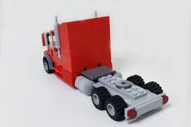 LEGO Ideas - Product Ideas - Red Semi Truck Tiny Turbos Concept Semi Truck Digibrickz White Custom Lego Extended Sleeper Cab With Chrome Trim Ideas Product Ideas Heavy Duty And Road Grader Brickcreator A Red 29 American Super Long Nose Distance Flickr Lego Moc Big Rig Day Cab Single Axle Semi Truck Itructions Ldd Grain Trailers Bin 7 Steps With Pictures Trailer Set Rts House Of Coolness