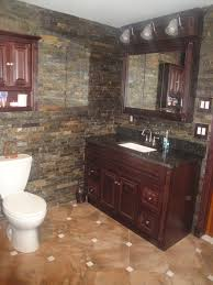 Half Bath Remodel Decorating Ideas by Bargain Outlet