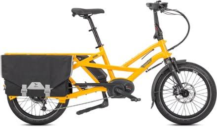 Tern GSD S00 Electric Bike Mango