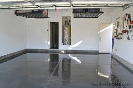 Rustoleum Garage Floor Coating Kit Instructions by Incredible How To Paint Your Garage Floor Inside Rock Solid Floors