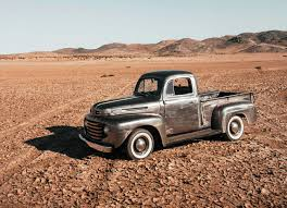 100 We Rode In Trucks Destined For The Crusher This 1948 Ford F1 Is Now A Beloved Driver
