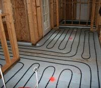 hydronic radiant floor heating design radiant heat in concrete slab problems heated tile floors hydronic