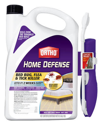 Ortho Home Defense Bed Bug Flea & Tick Killer