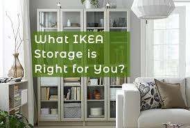 ikea storage units the the bad and the the