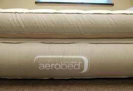 Aerobed Queen With Headboard by 13 Months Of Testing The Aerobed Opti Comfort Queen Air Mattress