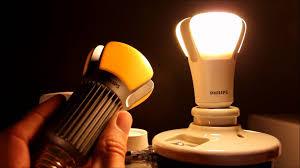 world s most efficient light bulb philips l prize led bulb
