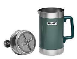 Stanleys 48 Ounce Vacuum French Press Is A Camp Classic