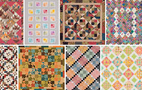 5 tips for precuts 64 quilt patterns fabric giveaway Stitch