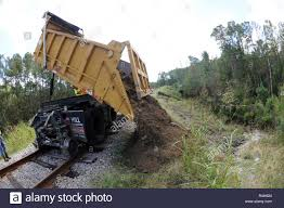 100 Used Dump Trucks For Sale In Nc A High Rail Rotary Dump Truck From Civil Works Contracting