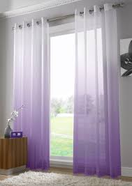 Crushed Voile Curtains Uk by Curtains Slot Top Voile Curtain Panel Terracotta Amazing Purple