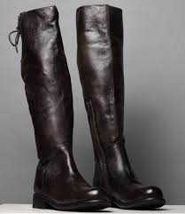 A Modern Classic MANCHESTER Is Must Own Tall Riding Boot With Lines And Flat Heel Alluring Lacing An Inside Zipper For Great Fit