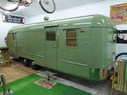 Photos And Information About The 1951 Vagabond Trailer Model 232