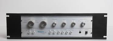 dynaco pat 5 vintage stereo pre lifier with rack mount reverb