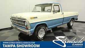 1969 Ford F-100 Longbed For Sale #105754 | MCG