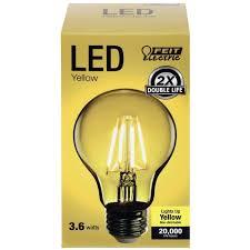 eiko 8w gen3 a19 power led e26 base 5000k dimmable ledp 8wa19 850 dim3