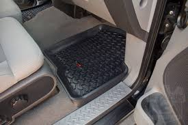 2004-2008 F150 SuperCrew Rugged Ridge 2-Piece Front Floor Liners ... Weathertech Allweather Floor Mats Free Shipping Digalfit Liners Low Price Mats Terrys Toppers Introducing Gmc Premium Life Husky Rear For 9497 Dodge Ram Extended Cocoa Colored Car Are Here Blog Michelin Edgeliner Autoaccsoriesgaragecom 2001 Truck 23500 Laser Measured Floor 72018 Honda Crv Xact Contour Gallery In Connecticut Attention To Detail