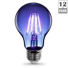 blue led bulbs light bulbs the home depot