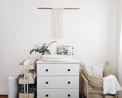A Small Corner Nursery In The Master Bedroom Is All Thats Needed