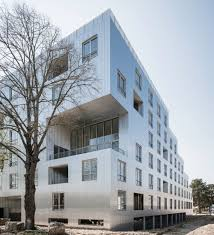 100 So Architecture Units Experimental Housing Phie Delhay Architecture