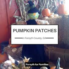Pumpkin Patch Gainesville Texas by Dawson County Forsyth For Families