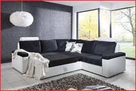 canapé noir et blanc canape noir blanc 77911 canapé d angle convertible design en tissu