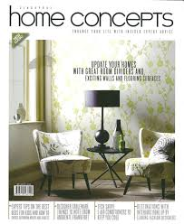 100 Singapore Interior Design Magazine Evorich Flooring Group On Latest Issue Of Home Concepts