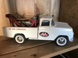 Vintage Tonka AA Wrecker Truck Pressed Steel 24 Hr. Service - IHasta ...