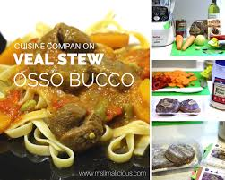 cuisine osso bucco veal osso bucco cuisine companion