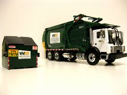 100 First Gear Garbage Truck Waste Management Front Load Trash Truck 134 W Flickr